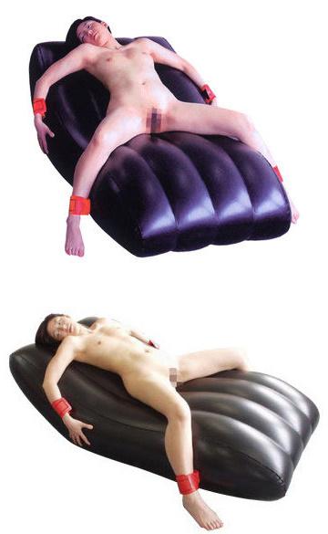 情趣用品-日本NPG‧足首拘束SM氣墊床