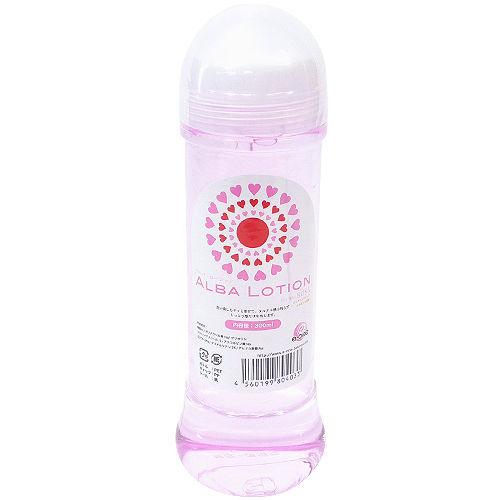 日本A-one‧Alba Lotion 水溶性潤滑液 (300ml)