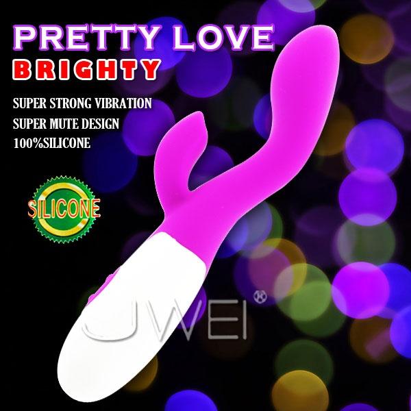 【BAILE】Pretty Love.Snappy 30段變頻防水靜音時尚型按摩棒#511752