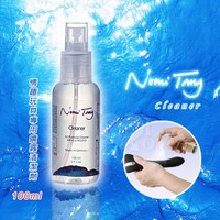 情趣用品-德國Nomi Tang Cleaner 情趣玩具專用清潔噴霧劑 100ml