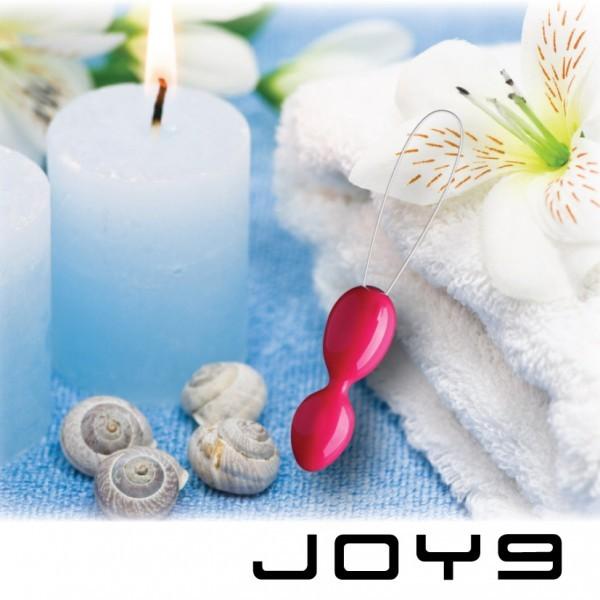 情趣用品-史上最強勁の 英國ABC JOY N' MORE Joy9 100%防水震動私處瑜珈鍛鍊+刺激二合一聰明球 跳蛋