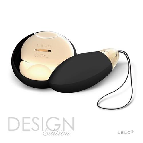 瑞典LELO*LYLA萊娜 2代 設計版 遙控情趣跳蛋(黑色)