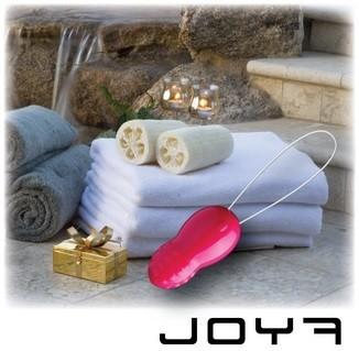 情趣用品-史上最強勁の 英國ABC JOY N' MORE Joy7 100%防水震動私處瑜珈鍛鍊+刺激二合一聰明球 跳蛋