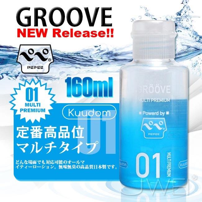 日本原裝進口NPG.GROOVE 01 マルチプレミアム潤滑液-160ml