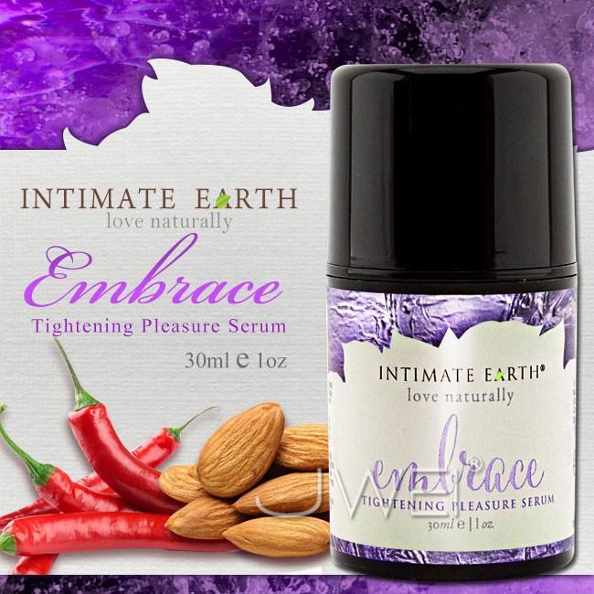 情趣用品-美國Intimate-Earth.Embrace 女性陰道緊縮快樂凝露 (30ml)