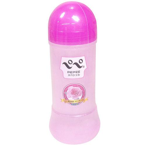 情趣用品-日本NPG‧ペペスペシャル高粘度潤滑液250ml ( 玫瑰香味 )