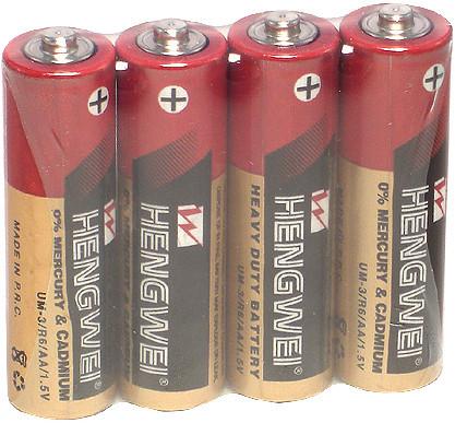 情趣用品-【HENGWEI】3號環保碳鋅電池(4顆入)