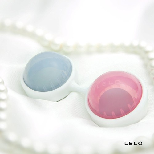 情趣用品-瑞典LELO*Luna Beads Mini第二代露娜女性按摩球【迷你款】
