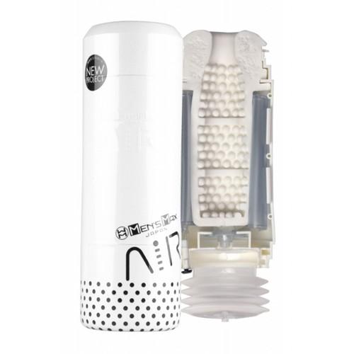 日本ENJOY TOYS*MEN S MAX AIR - 白色圓珠款式 自慰杯