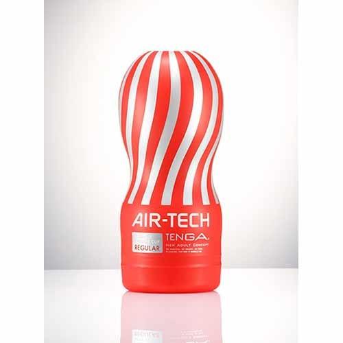 情趣用品-日本TENGA~空壓旋風杯(標準)AIR-TECH CUP Regular