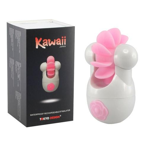 情趣用品-日本 Kawaii Lip 甜心寶貝前戲專用 口交潮吹器