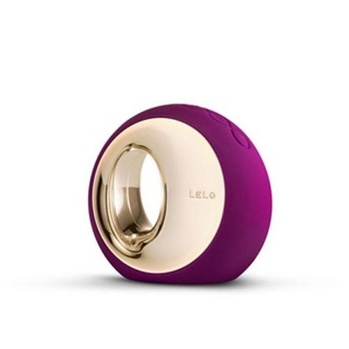 情趣用品-瑞典LELO*ORA2 靈巧之舌*榮獲多項大獎的口愛按摩器升級版-深玫紅