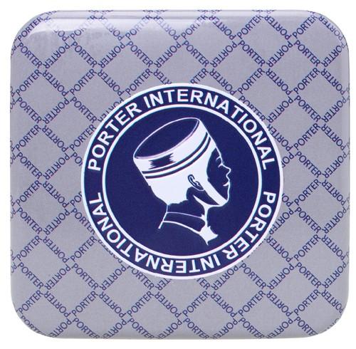 情趣用品-杜蕾斯 Porter超薄生套 更薄型3入 聯名鐵盒裝(灰格子)