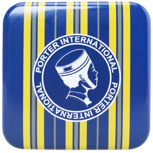 情趣用品-杜蕾斯 Porter超薄生套 更薄型3入 聯名鐵盒裝(黃直條)