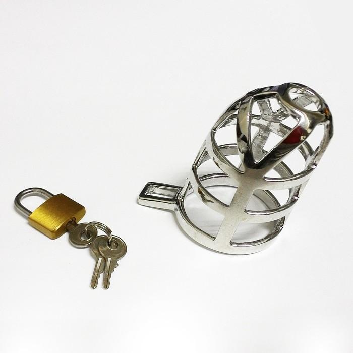 情趣用品-CB 貞操帶籠子及鑰匙
