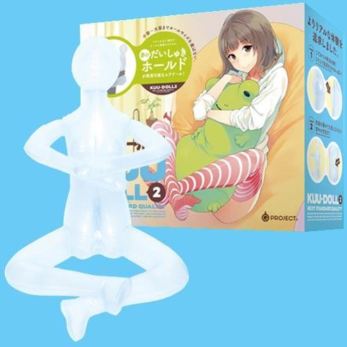 情趣用品-【日本GPRO】KUU-DOLL 2 抱緊緊充氣娃